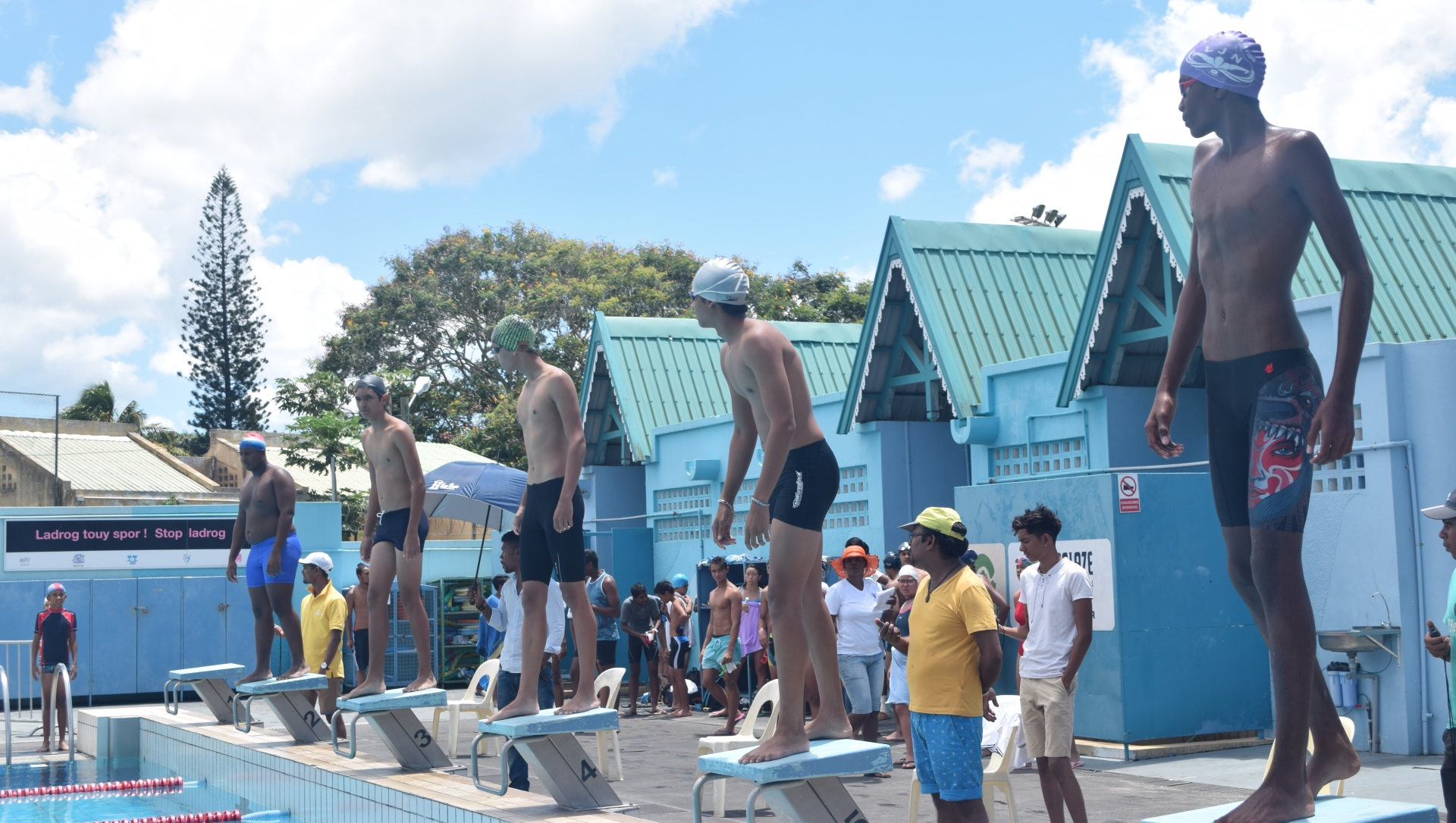 swimming gala college sainte marie private roman catholic college mauritius
