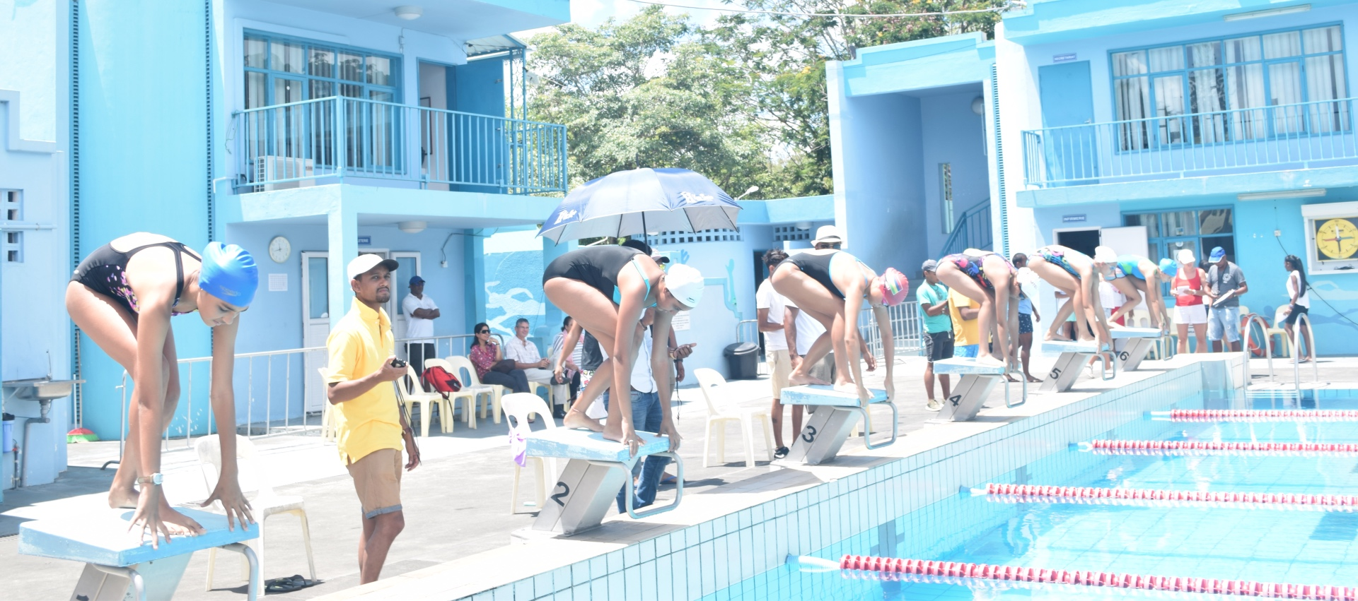 College Ste Marie Mauritius - Swimming Gala